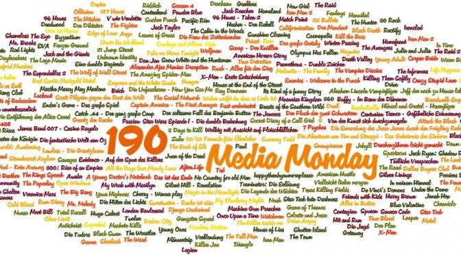 Meinung: Media (Rosen)Monday #190