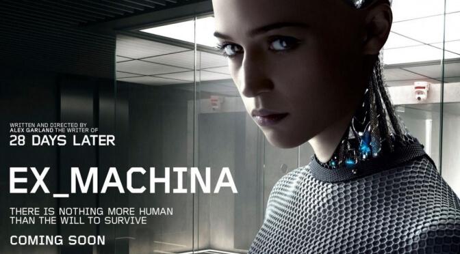 GeSneakt: Ex Machina (2015)