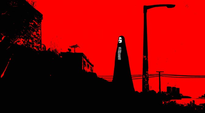 Film: A Girl Walks Home Alone At Night (2014)