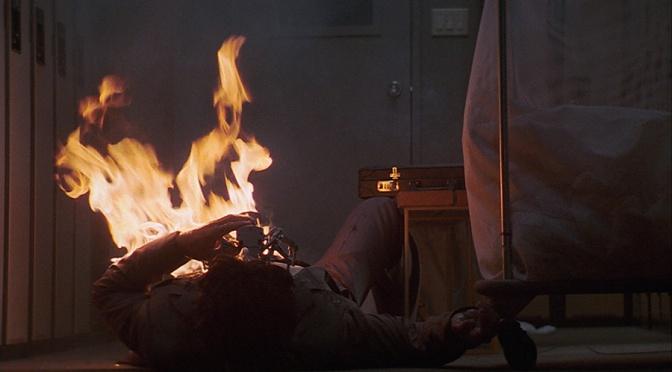 Film: Runaway – Spinnen des Todes (1984)
