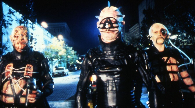 Horrorctober 2015, Film #12: Hellraiser III – Hell On Earth (1992)