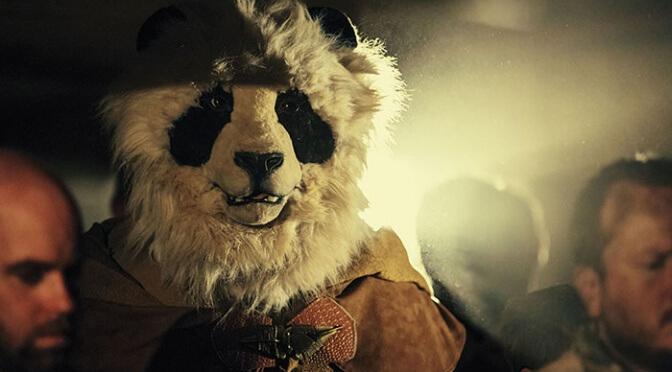 Miniserie: Wastelander Panda – Exile (2014)