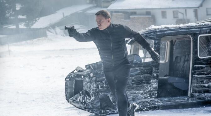 Film: James Bond 007 – Spectre (2015)