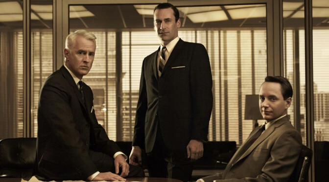 Serie: Mad Men – Season #7 (2014-2015)