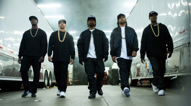 Film: Straight Outta Compton – Kinoversion (2015)