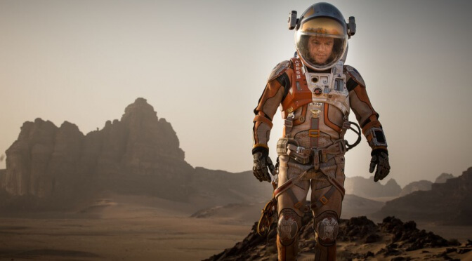 Film: Der Marsianer – The Martian (2015)