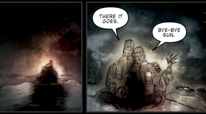Comic: Steve Niles – 30 Days Of Night Vol. 1 (2002)