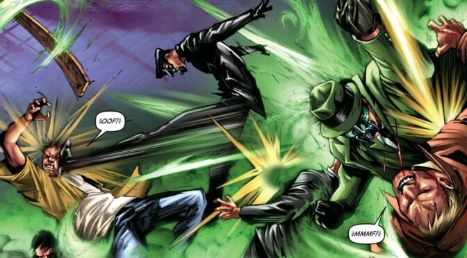 Comic: Kevin Smith – Green Hornet, Vol. I – Sins Of My Father (2010)