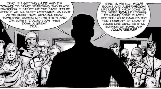 Comic: Robert Kirkman – The Walking Dead Vol. II – Miles Behind Us (2004)