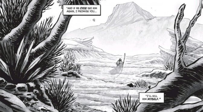 Comic: Anthony Johnston – Wasteland, Vol. I – Cities In Dust (2007)