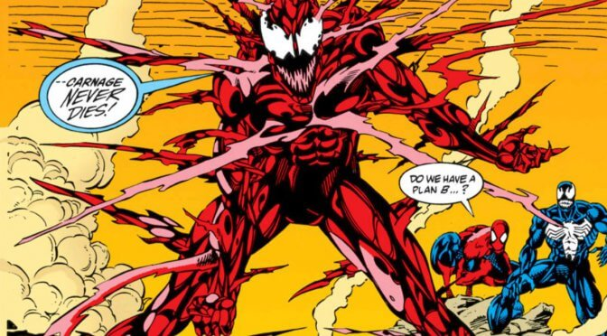Comic: Carnage/Maximum Carnage (1992/1993)