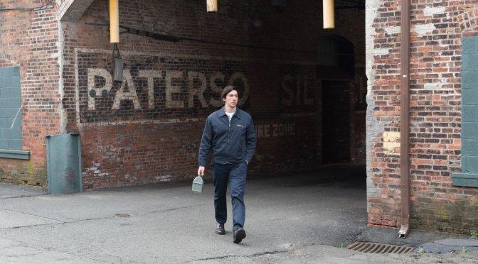 Film geschaut: Paterson (2016)