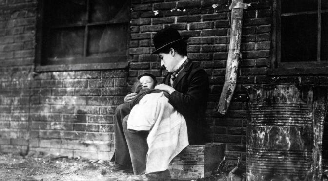 Film: Der Vagabund Und Das Kind – The Kid (1921)