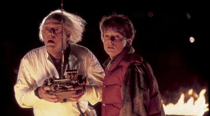 Film: Zurück In Die Zukunft – Back To The Future (1985)