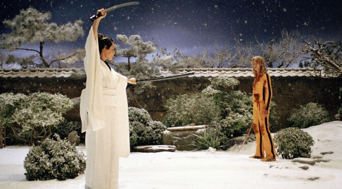 Quentin Tarantino #4.1: Kill Bill – Vol. I (2003)