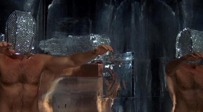 Film: Andromeda – Tödlicher Staub Aus Dem All – The Andromeda Strain (1971)