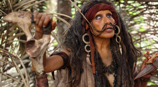 Film: The Green Inferno – Director's Cut (2013)