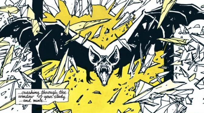 Comic: Frank Miller – Batman: Year One (1988)
