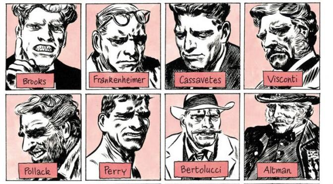 Comic: Blutch – Ein Letztes Wort Zum Kino (2013)