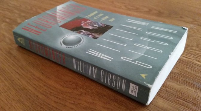 Durchgelesen: William Gibson – Neuromancer (1984)