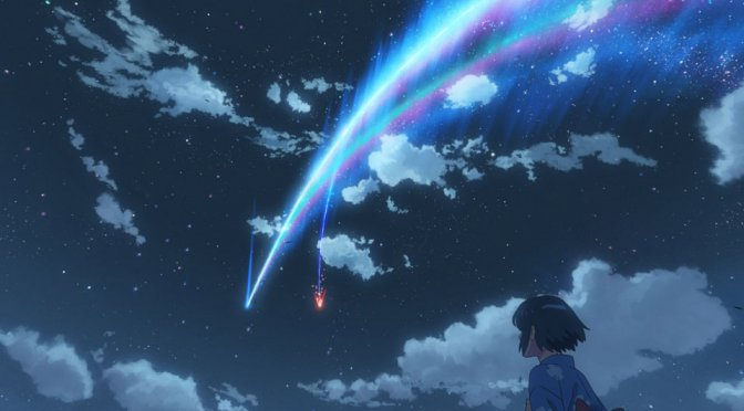 Japanuary 2019, Film #1 – Your Name.